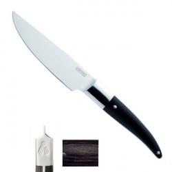 Couteau Cuisine Expression 31/16cm, manche mélange bakélite, bois, résine