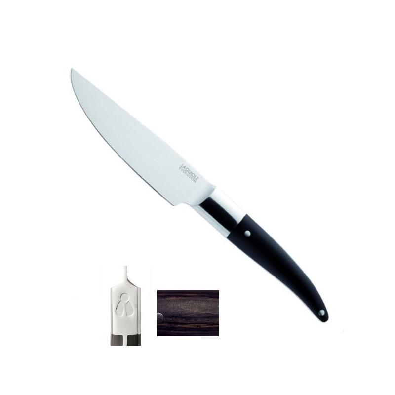 Couteau Cuisine Expression 31/16cm, manche mélange backélite, bois, résine