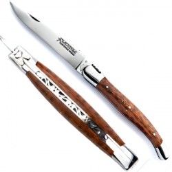 Couteau Collection manche bois d'amourette