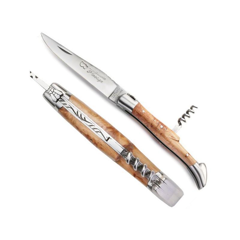 Couteau sommelier Collection genévrier - modèle Classique