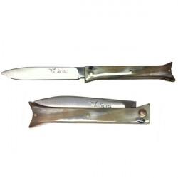 Salers knife, horn handle