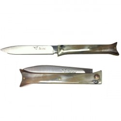 Salers Regional Messer, Horngriff