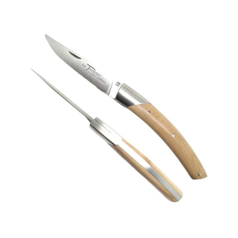 THIERS knife, juniper handle