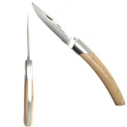 Cuchillo THIERS, manga de madera de enebro