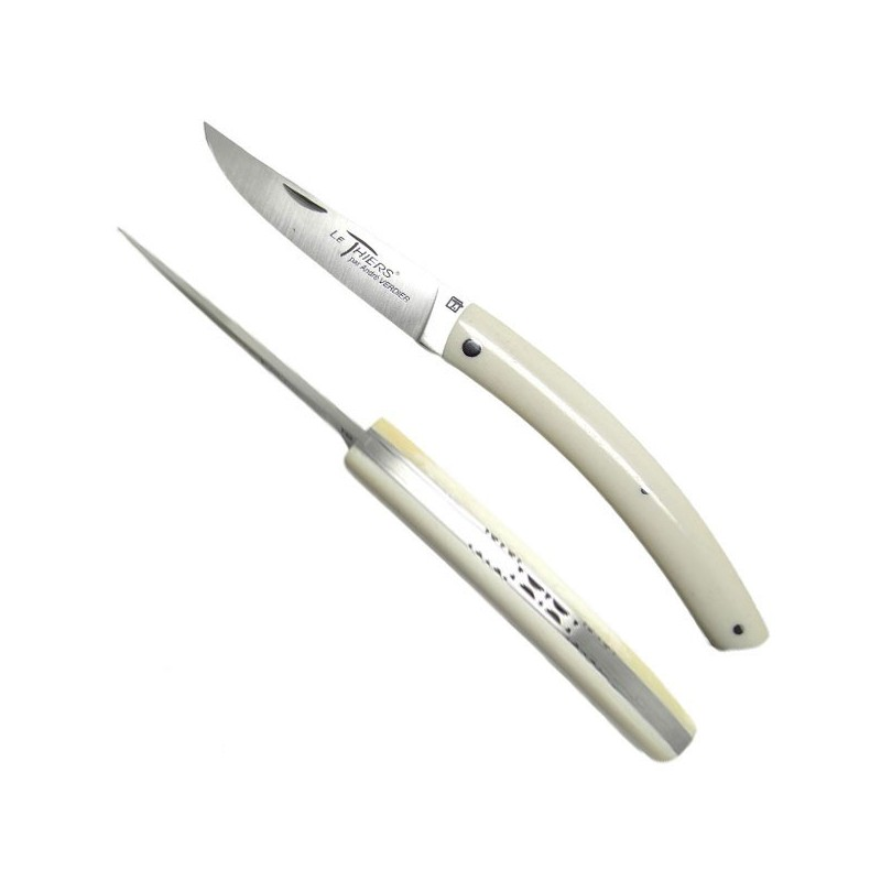 Coltello THIERS, manico in osso
