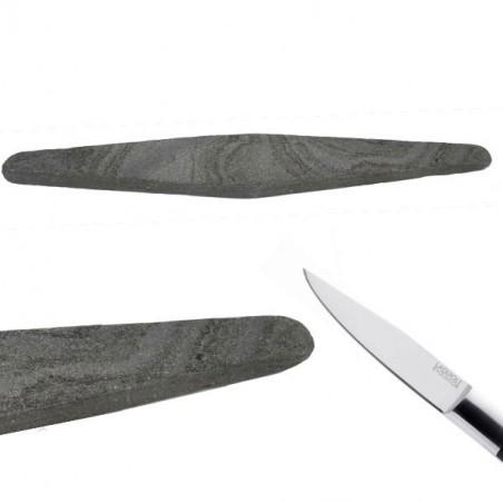 Pierre naturelle des pyrénées, à aiguiser les couteaux