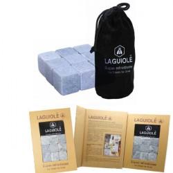 Cubetti refrigeranti in pietra