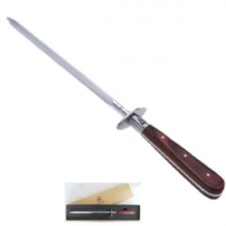 sharpener for blade , exotic wood handle