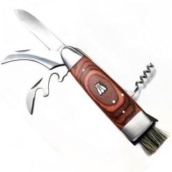 Coffret couteau à champignons multifonctions 20cm