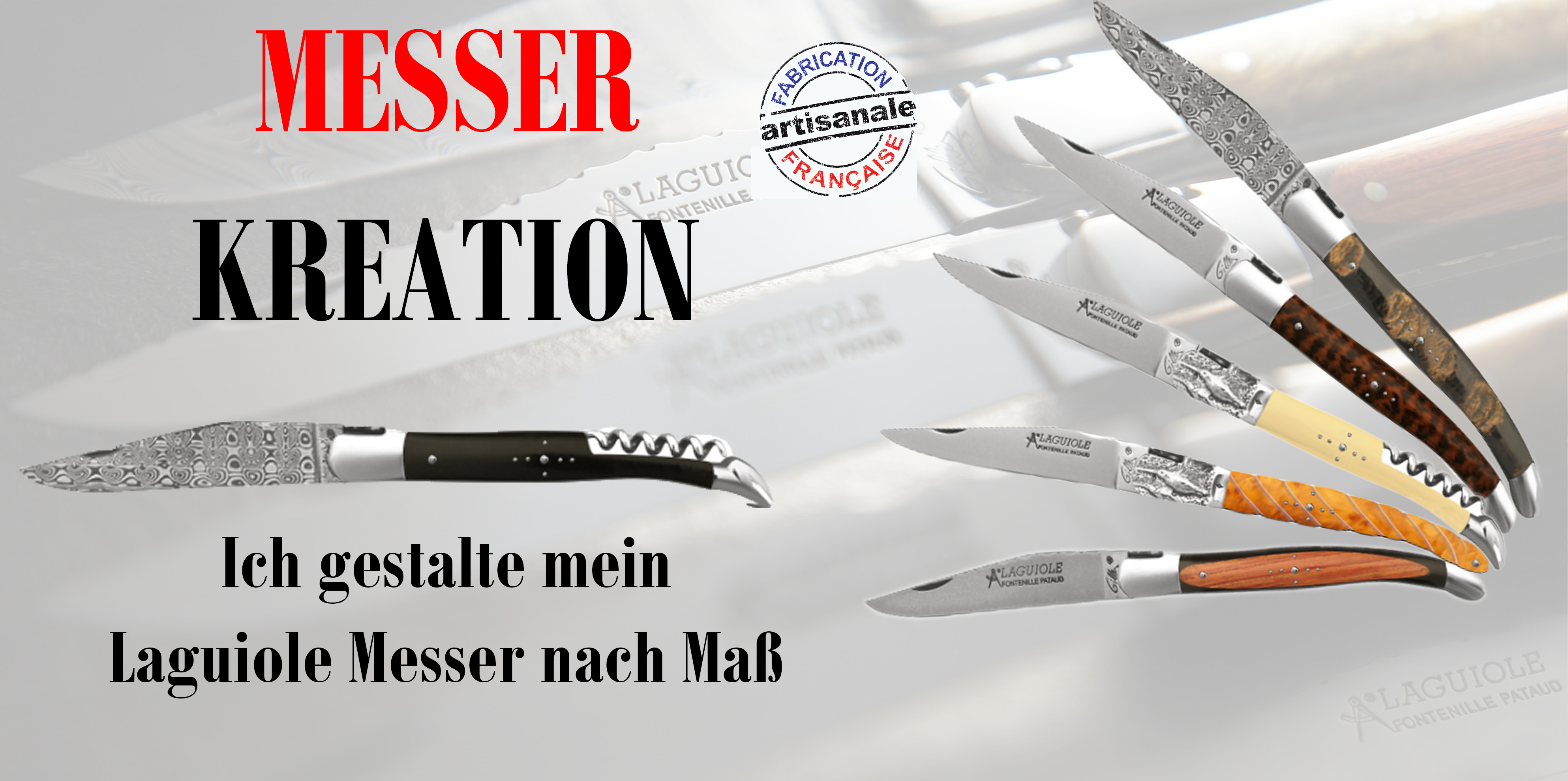 Messer Kreation