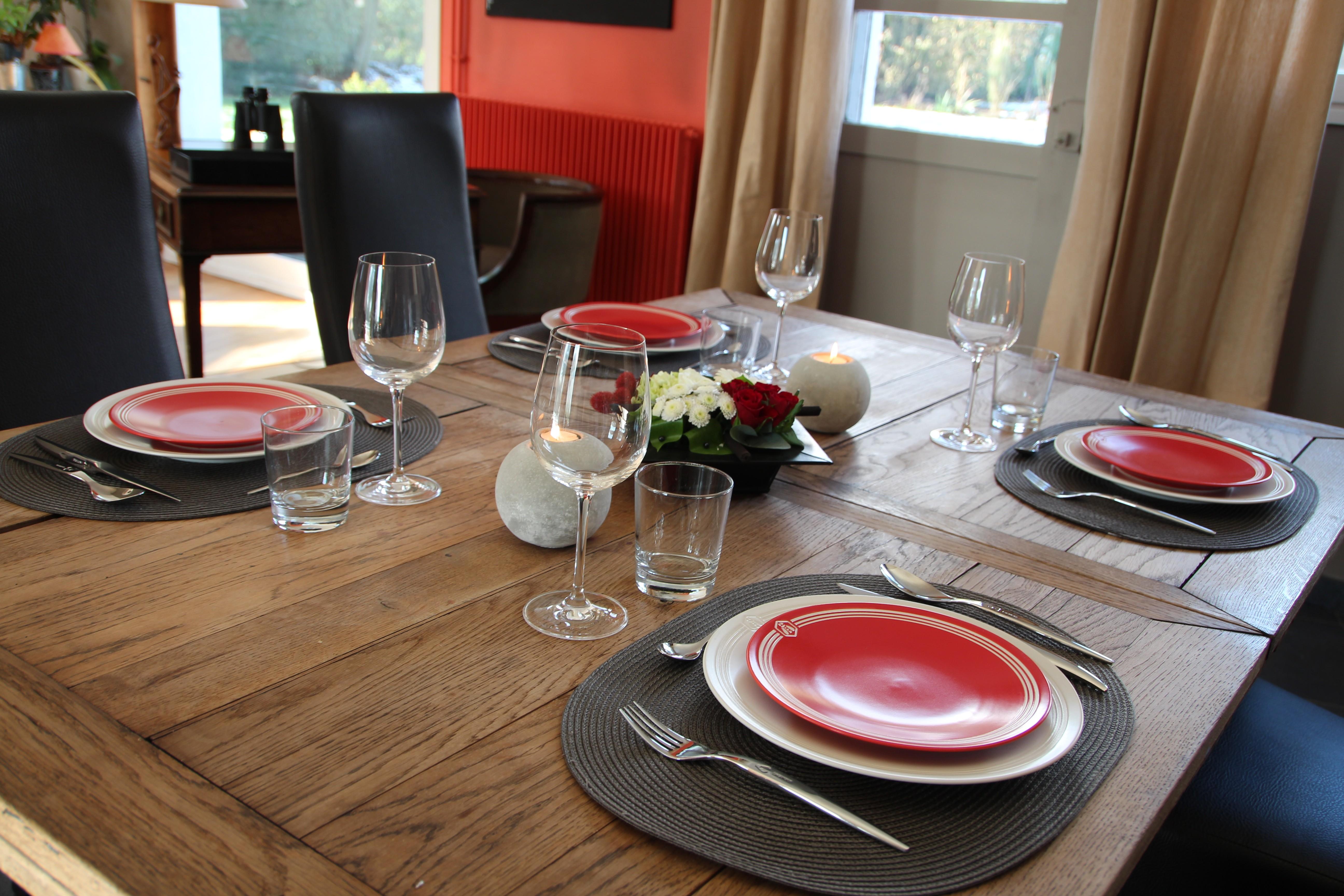 Laguiole table set