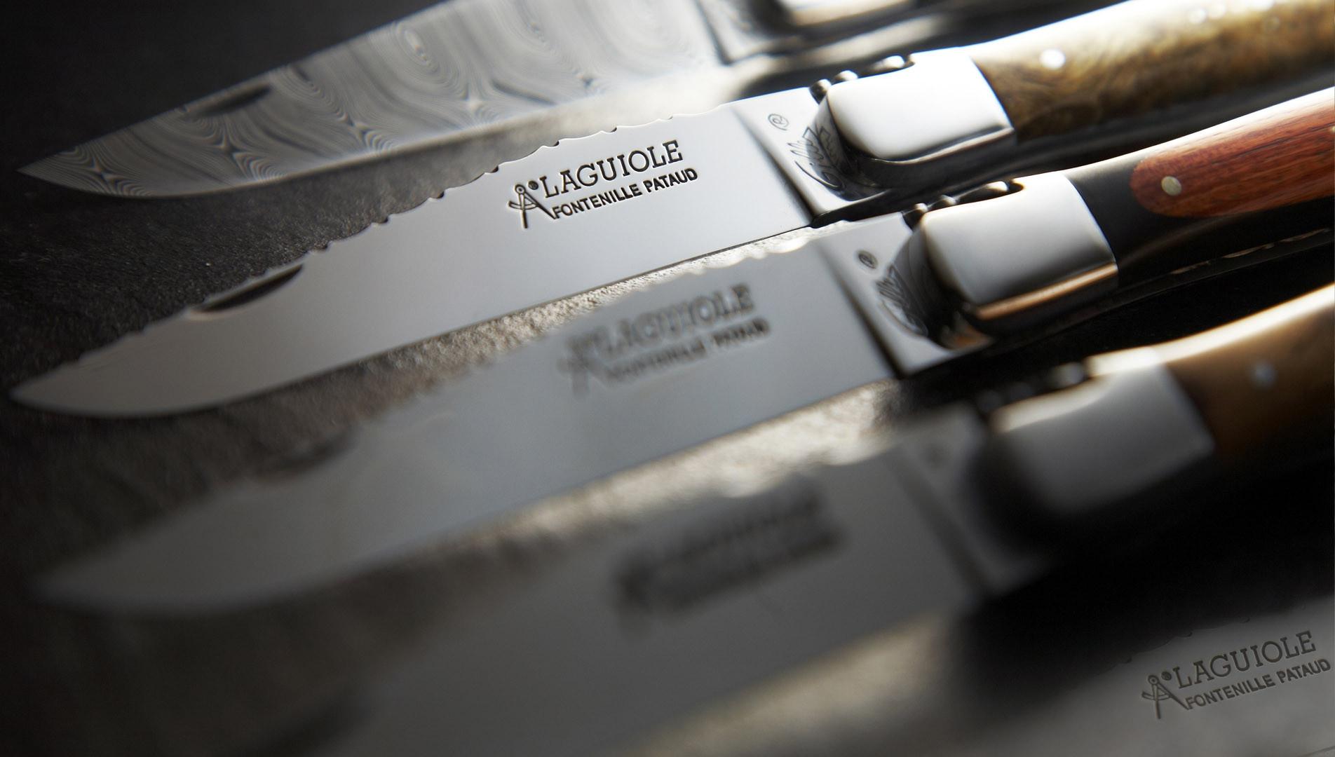 Couteaux artisanaux